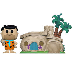 The Flintstone's Home Funko Pop! Town