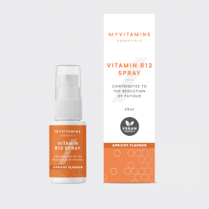 Veganes Vitamin B12 Spray