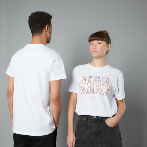 The Rise of Skywalker - T-shirt Logo - Blanc - Unisexe