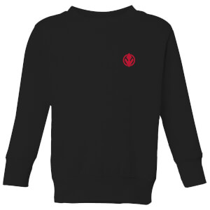 Sudadera The Rise of Skywalker Sith Logo - Niño - Negro