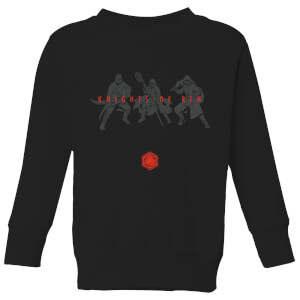 Sudadera The Rise of Skywalker Knights Of Ren - Niño - Negro