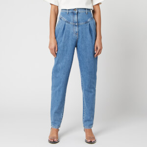 Philosophy di Lorenzo Serafini Women's Denim Trousers - Blue