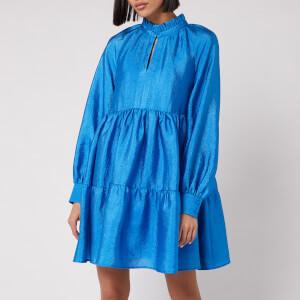 Stine Goya Women's Jasmine Mini Dress - Blue