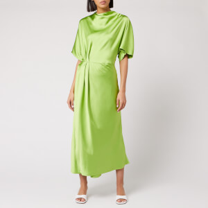 Stine Goya Women's Rhode Sheen Dress - Sherbet