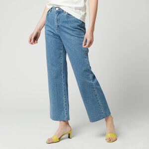 A.P.C. Women's Sailor Jeans - Blue
