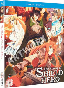 The Rising of the Shield Hero Season One Part One