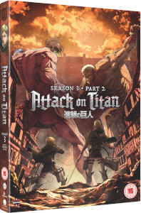 Attack on Titan: Season Three Part Two