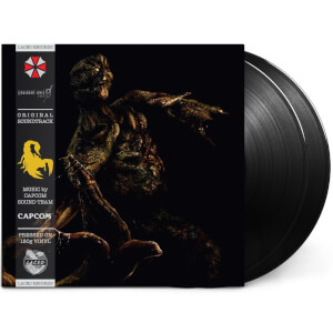 Laced Records Resident Evil 0 (Original Soundtrack) 2x LP