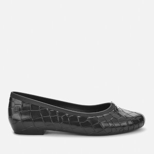 Vivienne Westwood for Melissa Women's Margot Orb Ballet Flats - Black