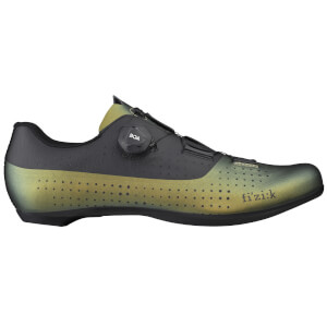 Fizik Overcurve R4 Iridescent Road Shoes - Beatle/Black