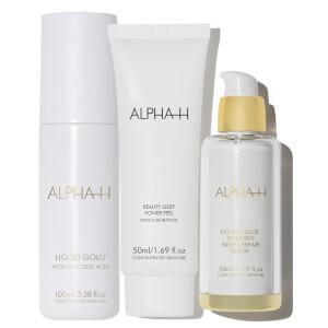 Alpha-H The Power of Three Set