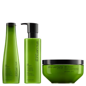 Shu Uemura Art of Hair Silk Bloom Trio