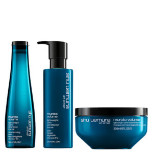 Shu Uemura Art of Hair Volume Amplify Trio