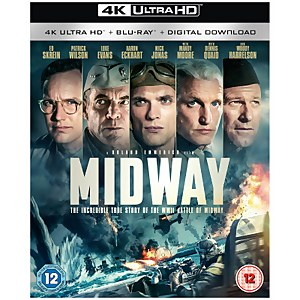 Midway - 4K Ultra HD (Includes 2D Blu-ray)