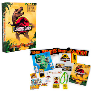 Doctor Collector Jurassic Park Legacy Kit