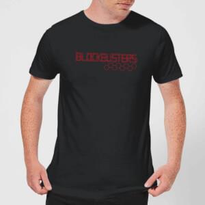 Blockbusters Logo Men's T-Shirt - Black