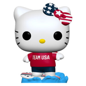 Sanrio Hello Kitty Surfing Funko Pop! Vinyl