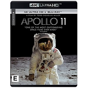 Apollo 11 - 4K Ultra HD
