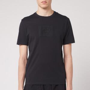 C.P. Company Men's Centre Logo T-Shirt - Black