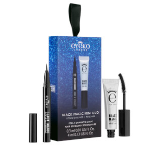 Eyeko Black Magic Mini Duo Set (Worth $25)