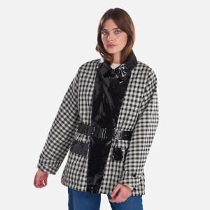 Barbour X Alexa Chung Women's Ivy Casual Jacket - Northumbria/Black