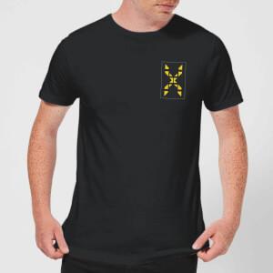 Family Fortunes Wrong Answer Pocket Print Men's T-Shirt - Black