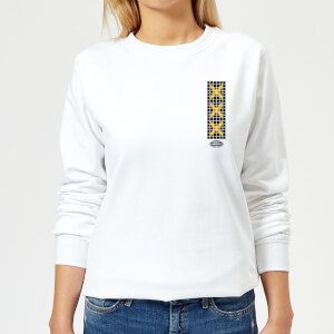 Family Fortunes Eh-Urrghh! Women's Sweatshirt - White