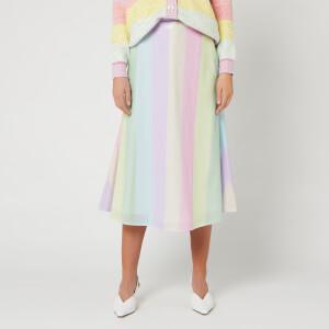 Olivia Rubin Women's Penelope Skirt - Neapolitan Stripe