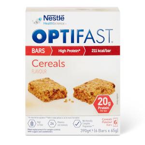 Barres OPTIFAST - Saveur Céréales