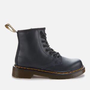 Dr. Martens Kids' 1460 J Lace Up Boots - Navy