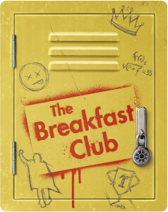 The Breakfast Club 35th Anniversary Steelbook