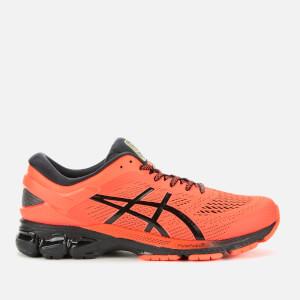 Asics Men's Running Gel-Kayano 26 Trainers - Flash Coral