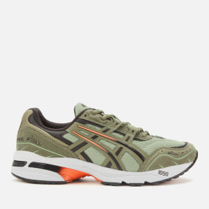 Asics Men's Gel-1090 Trainers - Lichen Green/Mantle Green