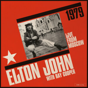 Elton John With Ray Cooper - Live From Moscow 2LP