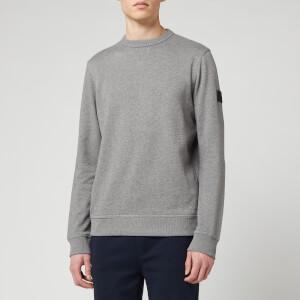 BOSS Hugo Boss Men's Walkup 1 Sweatshirt - Light/Pastel Grey