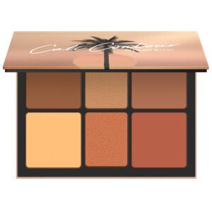 Smashbox Cali Kissed Palette - Deep 25g