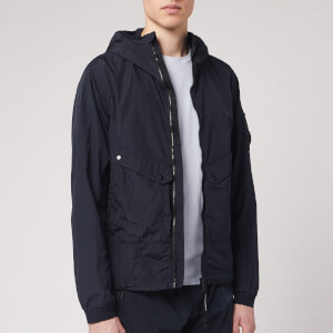 C.P. Company Men's Medium Jacket - Total Eclipse