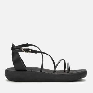 Ancient Greek Sandals Women's Anastasia Comfort Sandals - Black