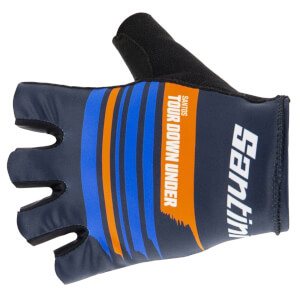 Santini 2020 Tour Down Under Event Gloves