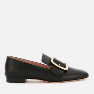 Bally Women's Janelle Leather Loafers - Black