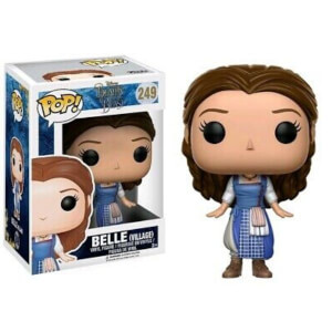 Disney Beauty & The Beast Belle (Village) EXC Pop! Vinyl Figure