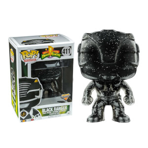 Power Rangers Black Morphing EXC Pop! Vinyl Figure
