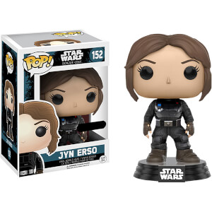 Star Wars Rogue One Jyn Erso Trooper EXC Pop! Vinyl Figure