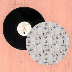 Patterns_02-04 Turntable Slip Mat