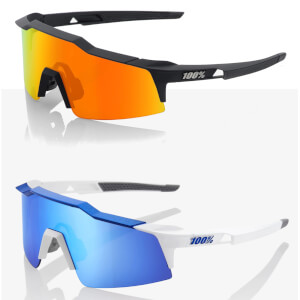 100% Speedcraft SL Sunglasses with HiPER Mirror Lens