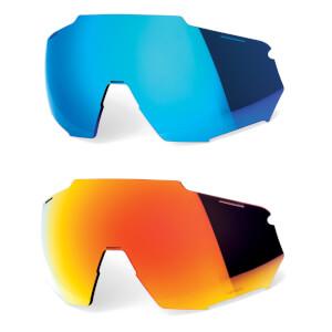 100% Racetrap Replacement HiPER Multiplayer Mirror Lens