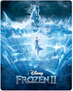 Frozen 2 3D (incl. Blu-ray 2D) - Steelbook Edición Limitada Exclusivo Zavvi (Edición GB)