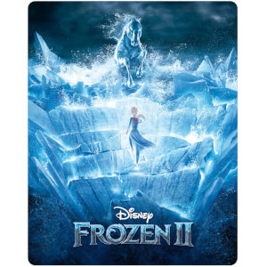 Exclusivité Zavvi : La Reine des Neiges 2 - Steelbook 4K Ultra HD (Blu-ray 2D Inclus)