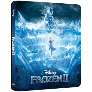 Disney's Frozen 2 – 4K Ultra HD Steelbook (Includes 2D Blu-ray)