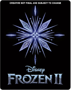 Frozen 2 4K (incl. Blu-ray 2D) - Steelbook Edición Limitada Exclusivo Zavvi (Edición GB)